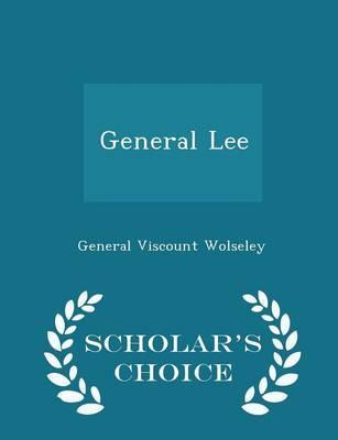 General Lee - Schola...