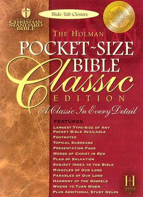 Pocket-Size Bible Classic Edition