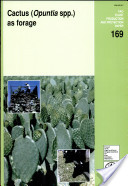 Cactus (Opuntia Spp.) as Forage