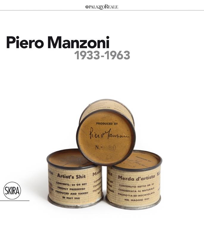 Piero Manzoni 1933-1963