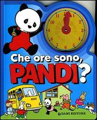 Che ore sono Pandi?