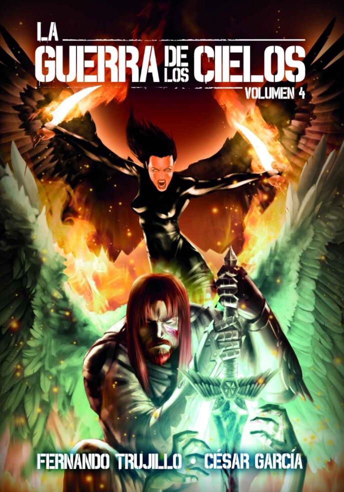 La guerra de los cielos, Vol. 4