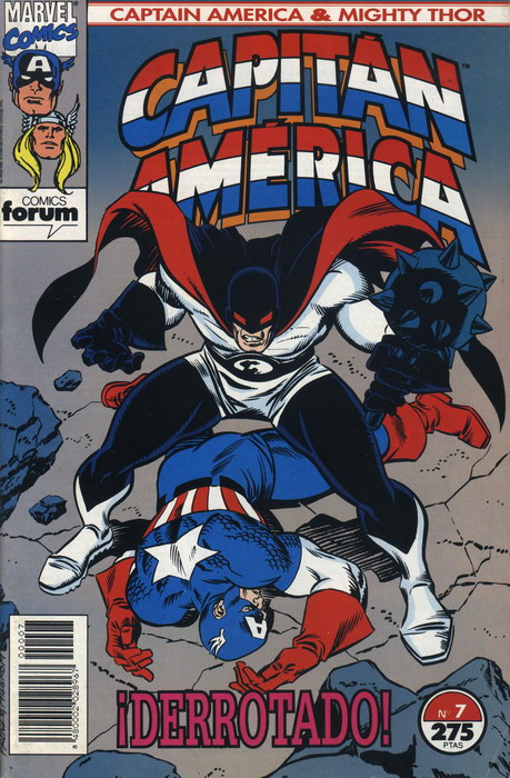 Capitán América y ...