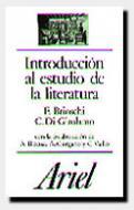 Introducción al estudio de la literatura