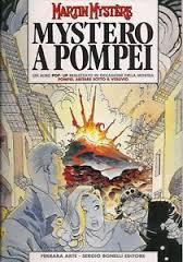 Martin Mystère - Mystero a Pompei