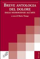 Breve antologia del dolore dalle neuroscienze all'arte