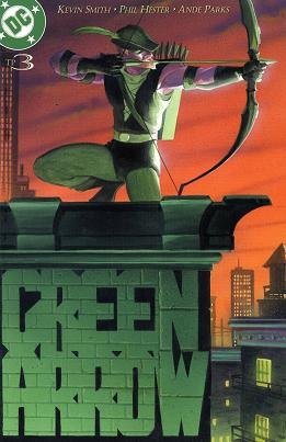 Green Arrow TP 3