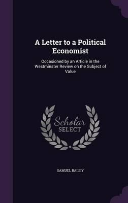 A Letter to a Politi...
