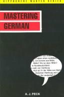 Mastering German 1
