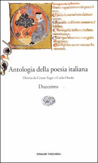 Antologia della poesia italiana