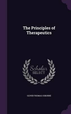 The Principles of Therapeutics