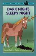 Dark night, sleepy night
