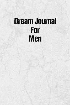 Dream Journal for Men