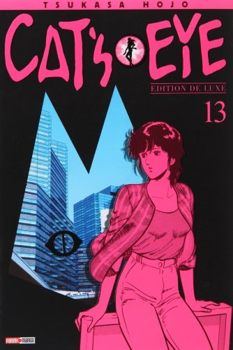 Cat's Eye, Tome 13