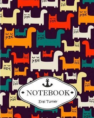 Notebook Cat Pattern