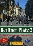 Berliner Platz 2. Lehrbuch, Arbeitsbuch und CD