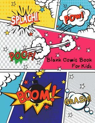 Blank Comic Book for...
