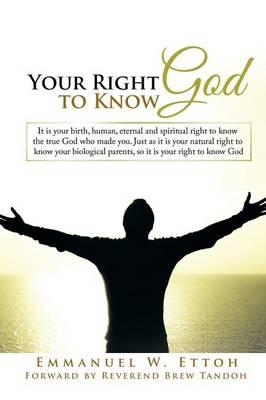 Your Right to Know God