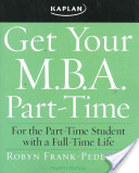Get Your M.B.A. Part-Time
