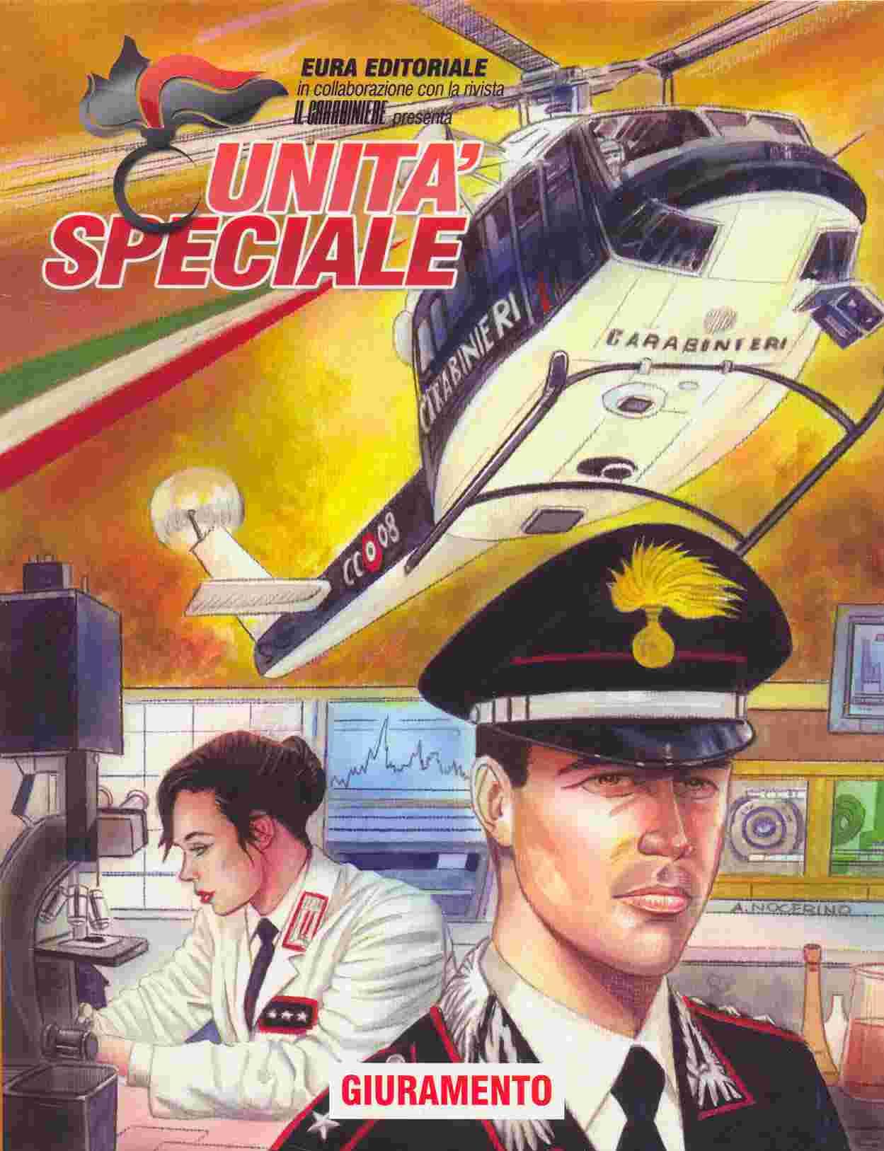 Unità speciale anno I n. 1
