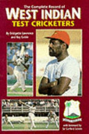 West Indian Test Cricketers