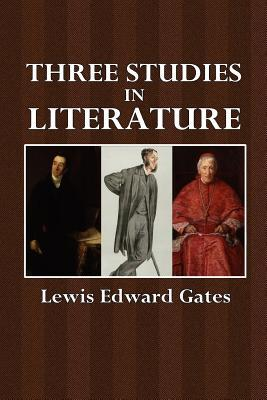 Three Studies in Literature