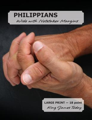 PHILIPPIANS Wide with Notetaker Margins