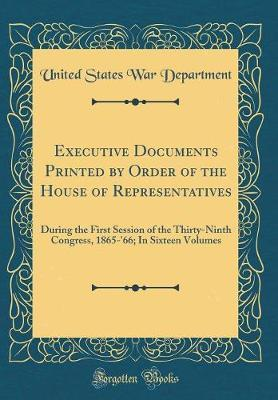 Executive Documents ...