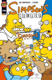 Simpsons Comics n. 84