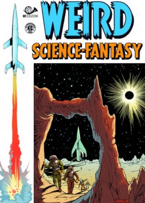 Weird Science-Fantas...