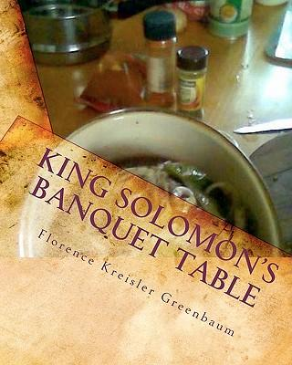 King Solomon's Banquet Table