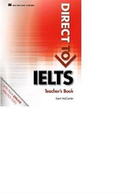 Direct to IELTS Teacher Book and Webcode Pack