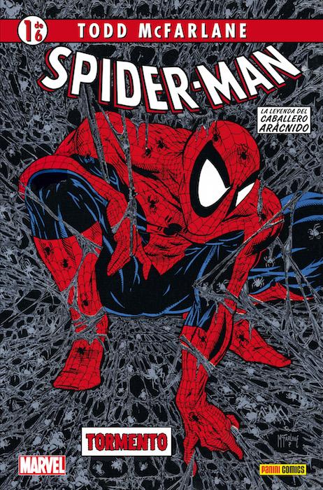 Coleccionable Spider-Man #1 (de 6)