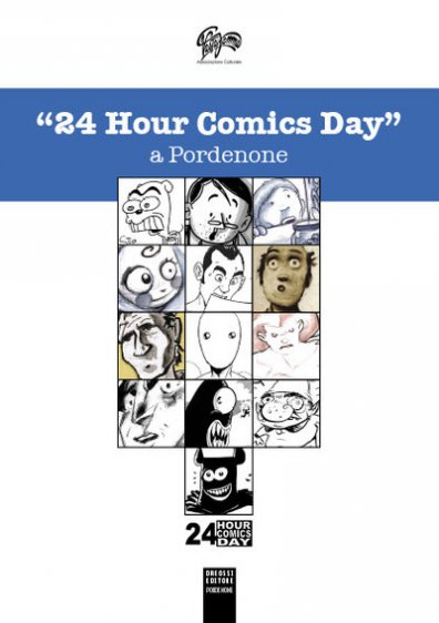 24 Hour Comics Day a...
