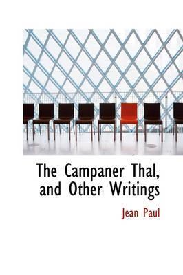 The Campaner Thal, a...