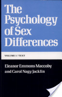 The Psychology of Sex Differences