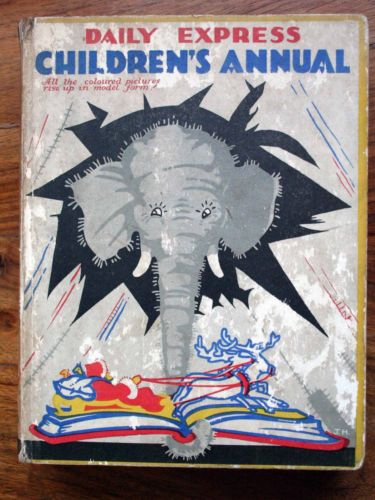 Daily Express Children's Annual, Vol. 3