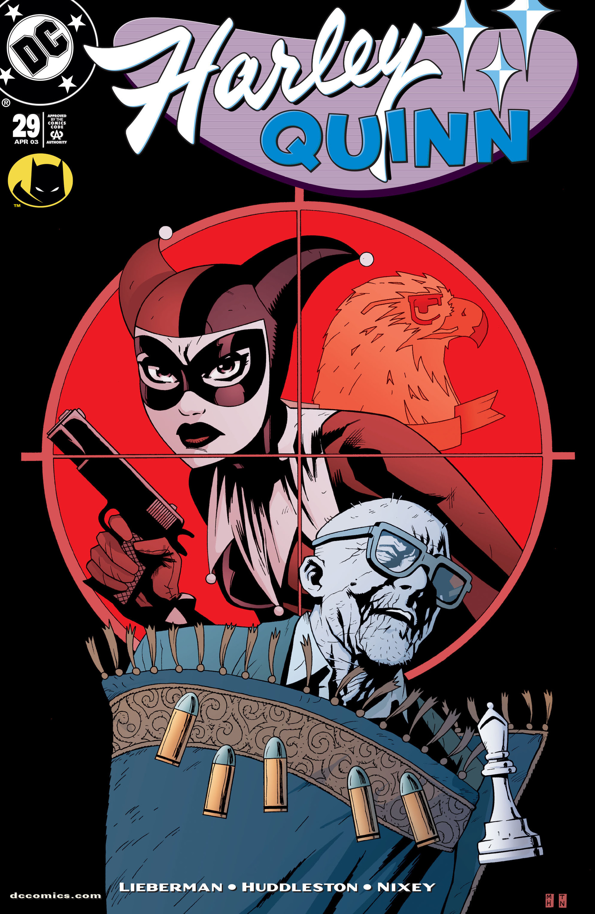 Harley Quinn Vol.1 #29