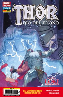 Thor - Dio del tuono n. 18