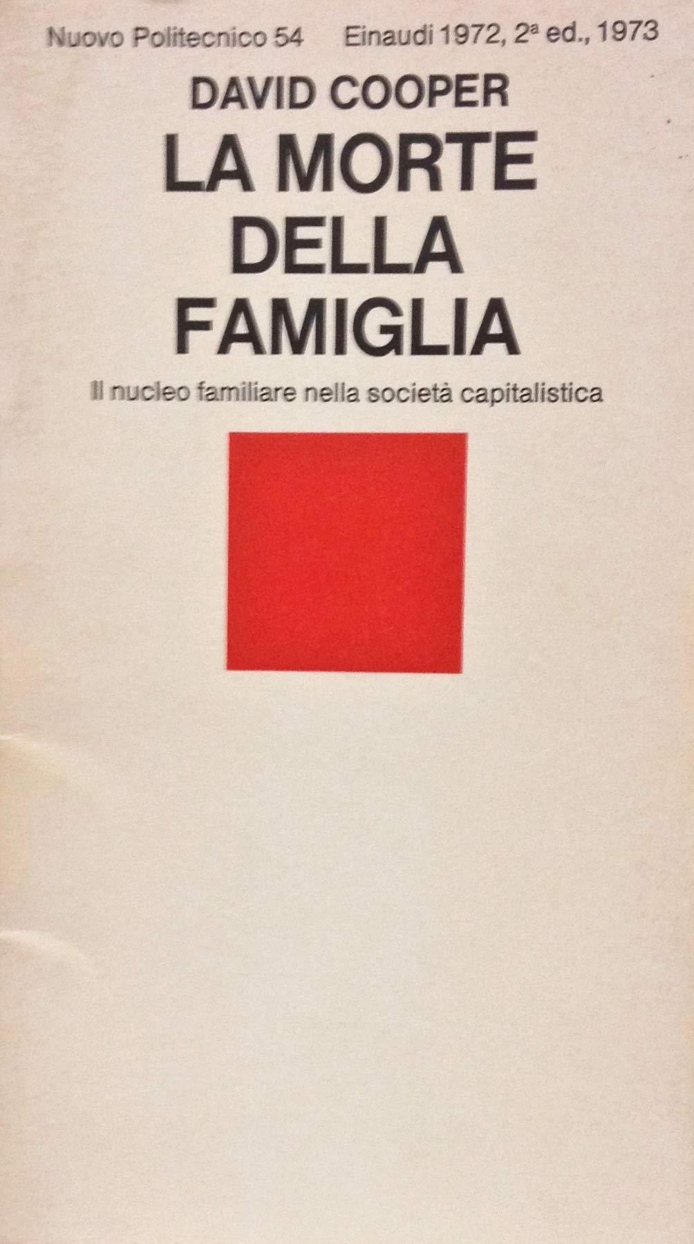 La morte della famiglia