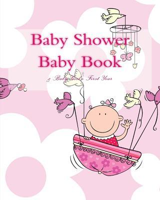 Baby Shower Baby Book