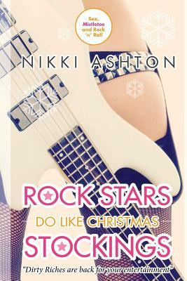 Rock Stars Do Like Christmas Stockings