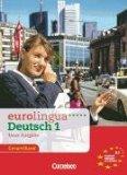 eurolingua - Deutsch als Fremdsprache - Neue Ausgabe