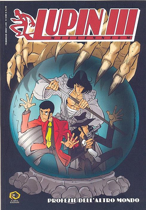 Lupin III Millennium n. 2