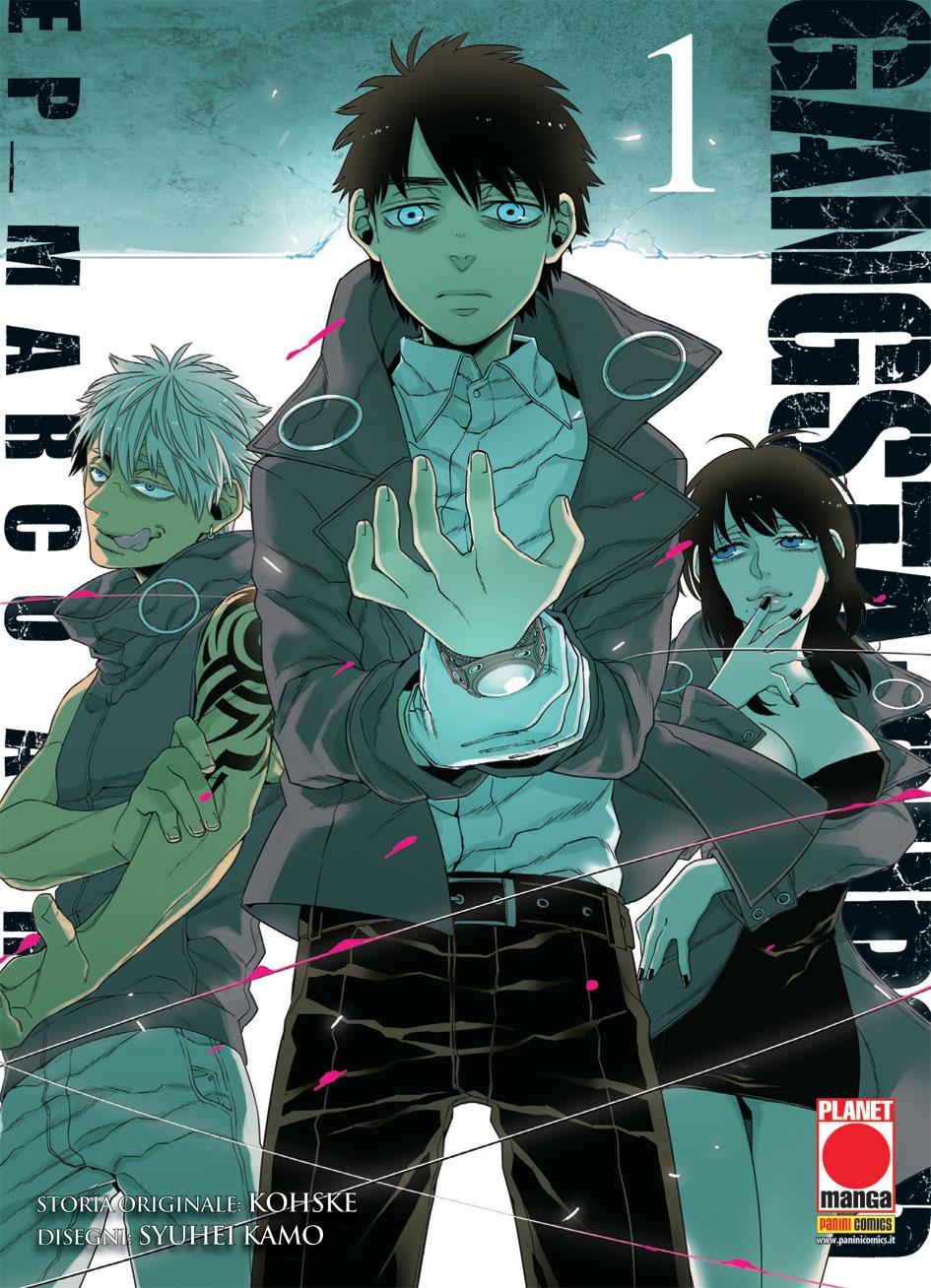 Gangsta: Cursed vol. 1
