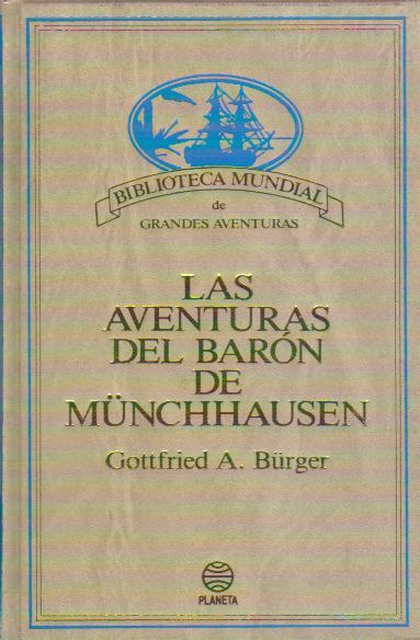 Las aventuras del Barón del Münchchausen
