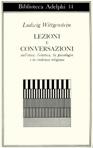 Lezioni e conversazioni