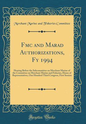 Fmc and Marad Author...