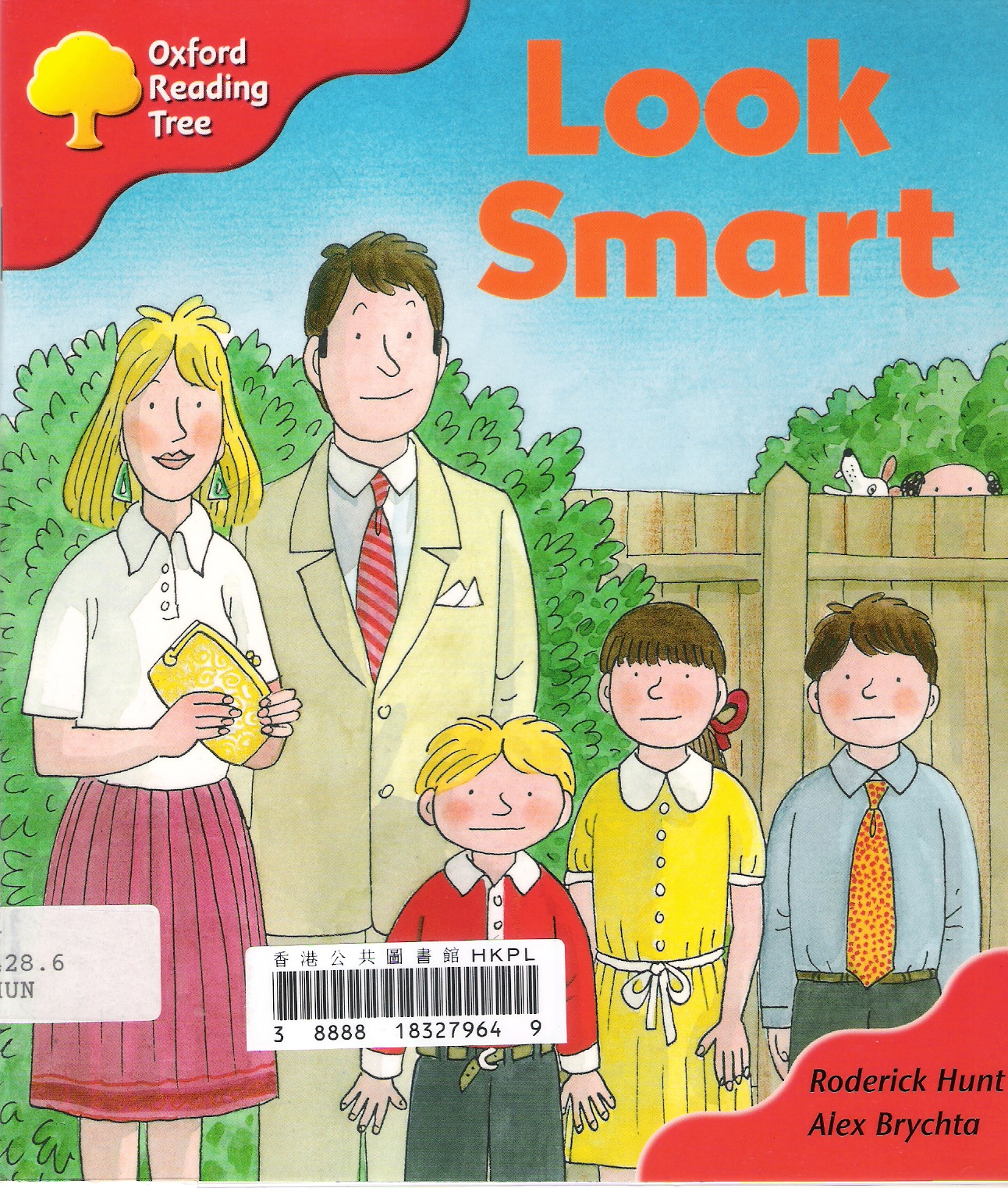 Oxford Reading Tree: Stage 4: More Storybooks C: Look Smart