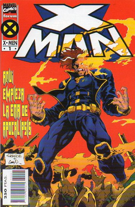 X-Man Vol.1 #1 (de 4)